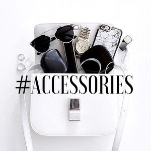 ACCESSORIES: SUNGLASSES / JEWELRY / BELTS / TECH